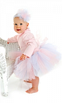 Baby Pink and Baby Blue Tutu