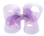 Basic Grosgrain Toddler Girl Hair Bows (94 colors)
