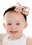 Basketball Baby Headband