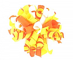 Candy Corn Korker Hair Bows