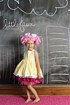 Crumbs Sugar Cookie Inspired Tutu Costume