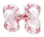 Hoppity Bunny Toddler Girl Hair Bows