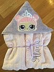 Lil Surprise Doll Hooded Towel