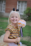 Miss Candy Corn Princess Tutu Costume