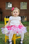 Miss Minnie Tutu Costume
