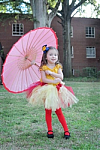 Miss Snow Tutu Costume