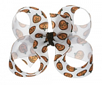 Pumpkins Toddler Girl Hair Bows