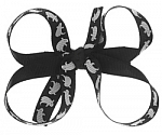 Spooky Ghosts Baby Hair Bows