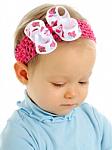 Sweet Cupcakes Baby Headband