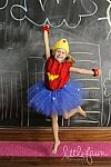 Amazing Girl Tutu Costume