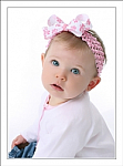 Ballet Slippers Baby Headband