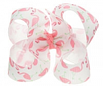 Flamingo Toddler Girl Hair Bows