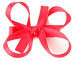 Satin Baby Girl Hair Bows