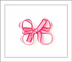Valentine's Day Lollipop Baby Girl Hair Bows