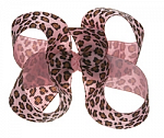 Wild Cat Big Girl Hair Bows